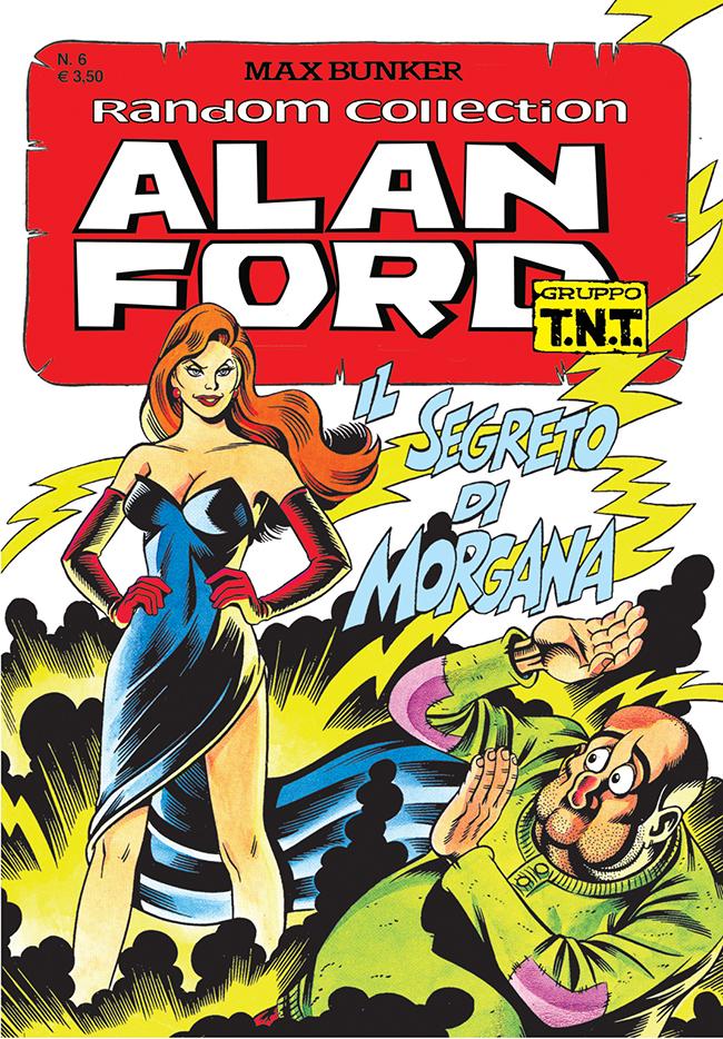 figurina ALAN FORD EDIZIONE CORNO 1976 NEW numero 96