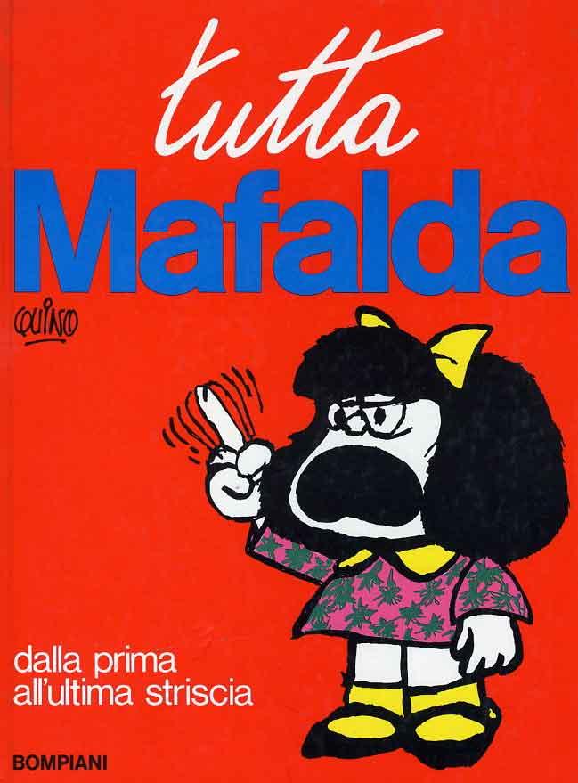 Quino Tutto Mafalda