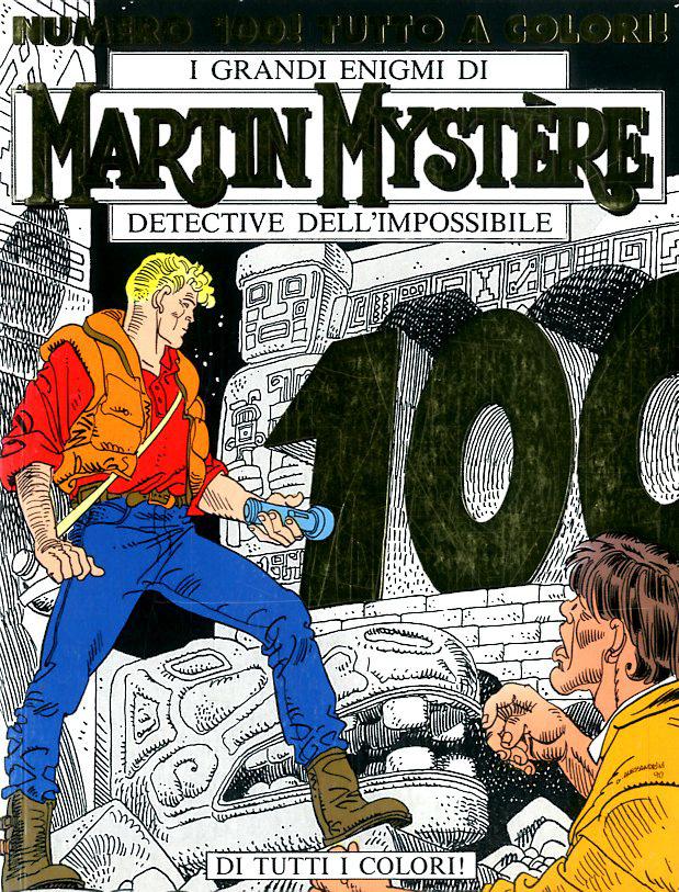 fumetto MARTIN MYSTERE BONELLI numero 62