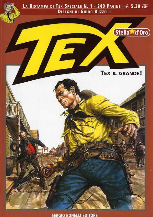 miglior prezzo per spedizioni mondiali gratuite personalizzate Fumetti BONELLI EDITORE, Collana TEX STELLA D'ORO