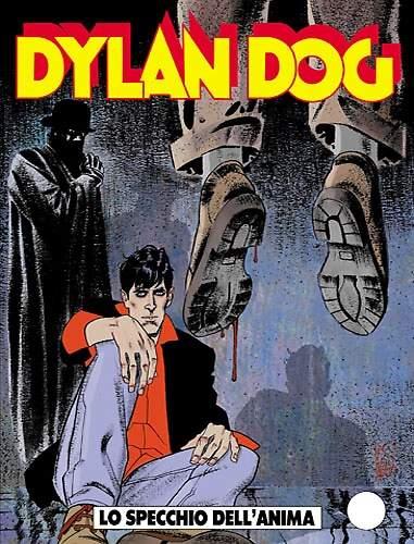 Bonelli editore dylan dog 169 lo specchio dell 39 anima - Dylan dog attraverso lo specchio ...