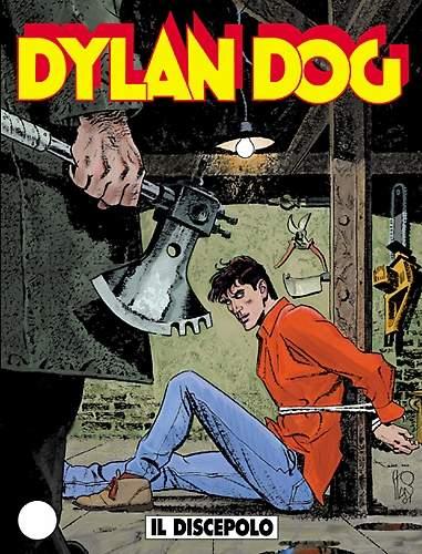 Copertina DYLAN DOG n.177 - Il discepolo 73b5b217f9d