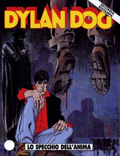 Barbato paola fumetti bonelli editore collana dylan dog - Dylan dog attraverso lo specchio ...