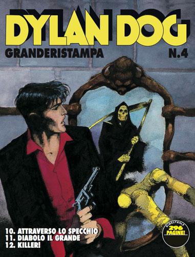 Fumetti bonelli editore collana dylan dog grande ristampa - Dylan dog attraverso lo specchio ...