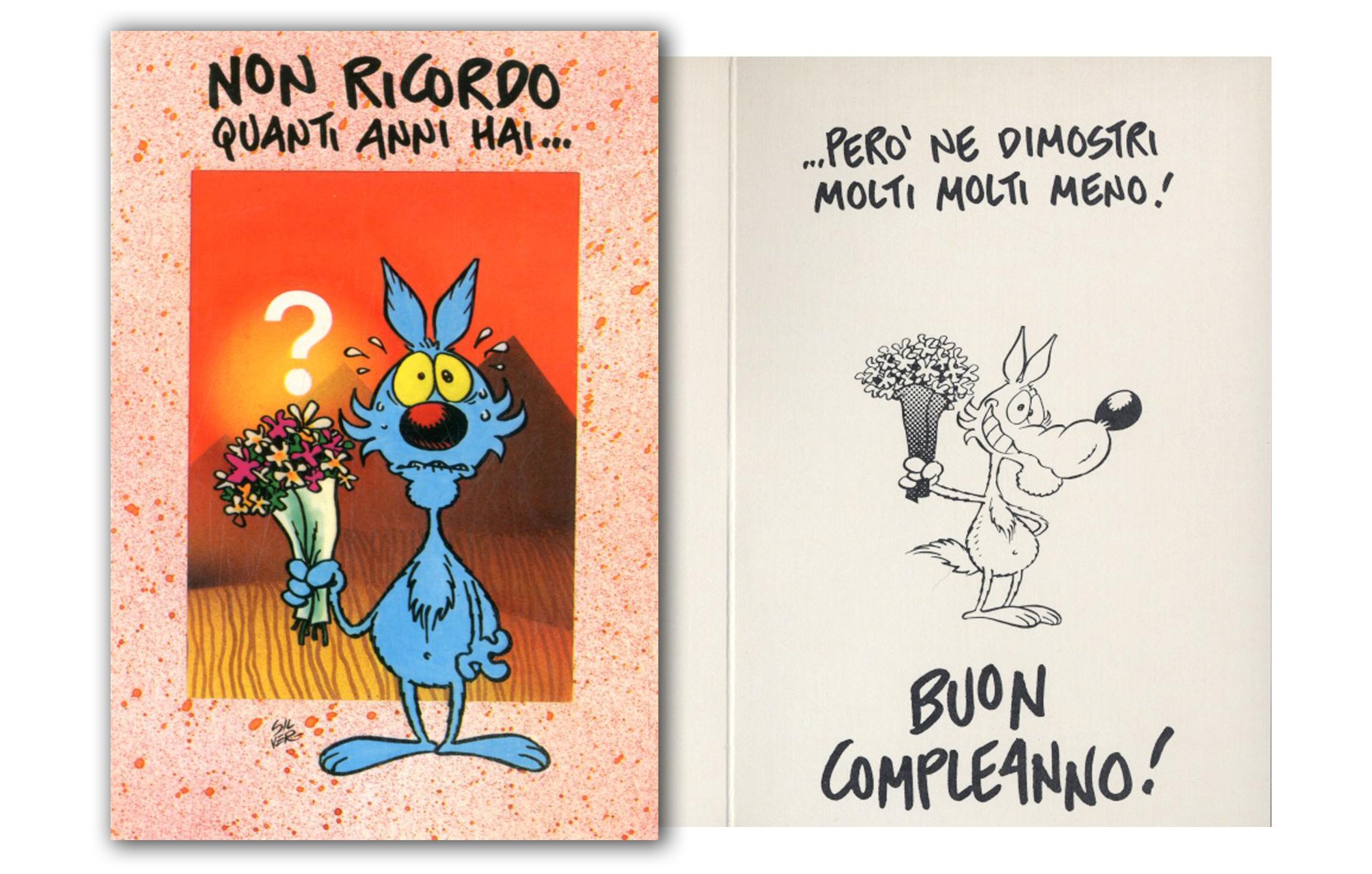 Biglietti Auguri Matrimonio Lupo Alberto : Fumetto online il portale dei fumetti e suoi