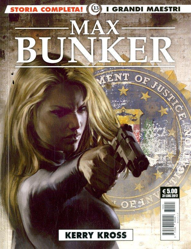 fumetti vacanza max bunker
