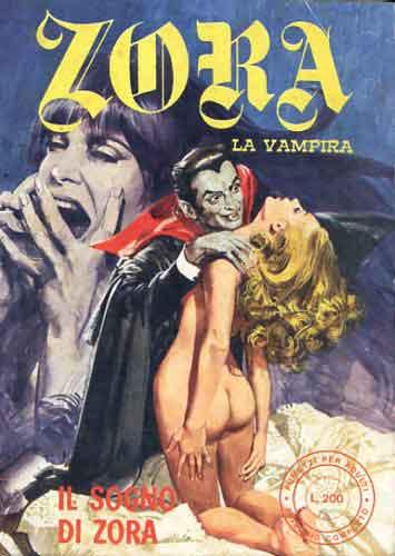 zora la vampira fumetto on line da leggere