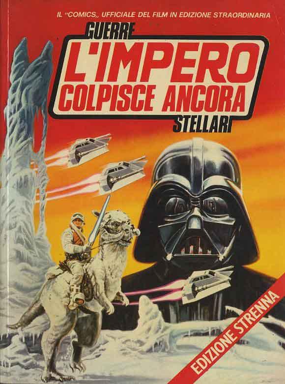 Risultati immagini per L'Impero Colpisce Ancora
