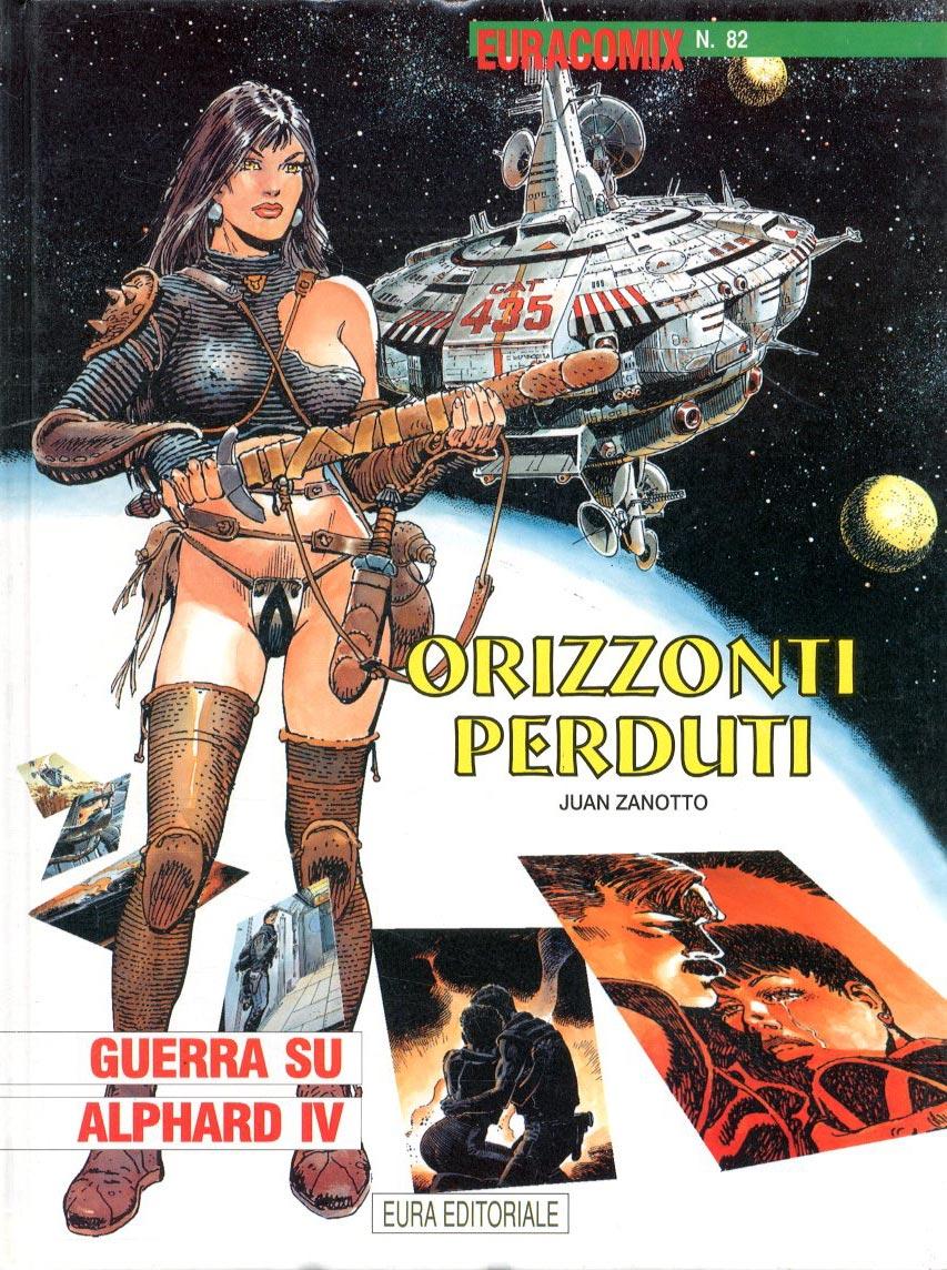 Fumetti EDITORIALE AUREA, Collana EURACOMIX