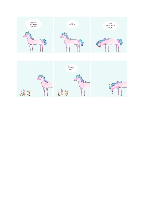 Fame associazione culturale unicorno triste unicorno for Unicorno triste