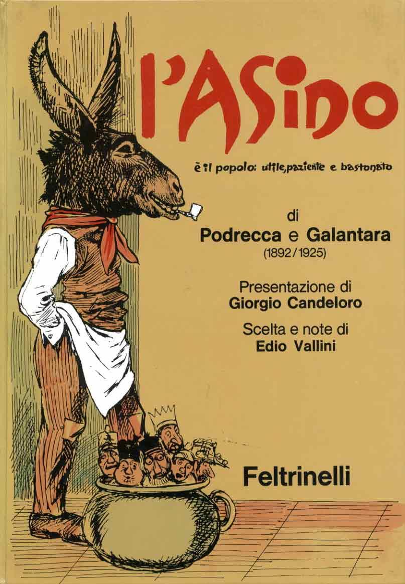 Feltrinelli editore asino asino for Riviste feltrinelli