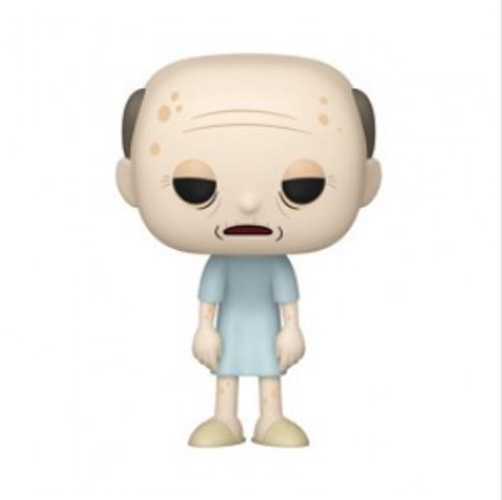 FUNKO POP FUNKO 344, RICK AND MORTY 693, HOSPICE MORTY