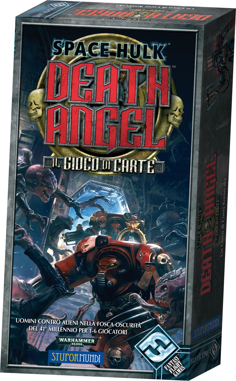 GIOCHI UNITI - Space Hulk  Death Angel  1c164d040cc9