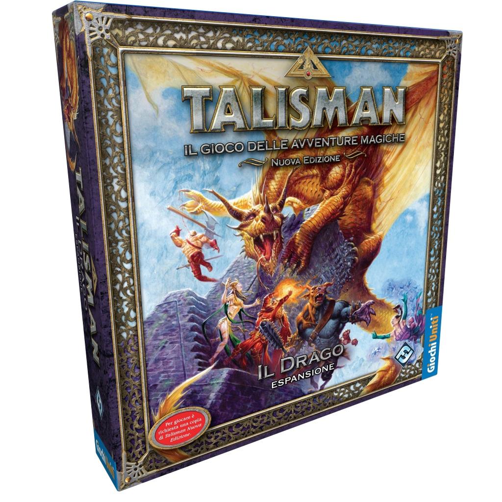 Fumetti giochi uniti collana talisman il drago - Talisman gioco da tavolo ...