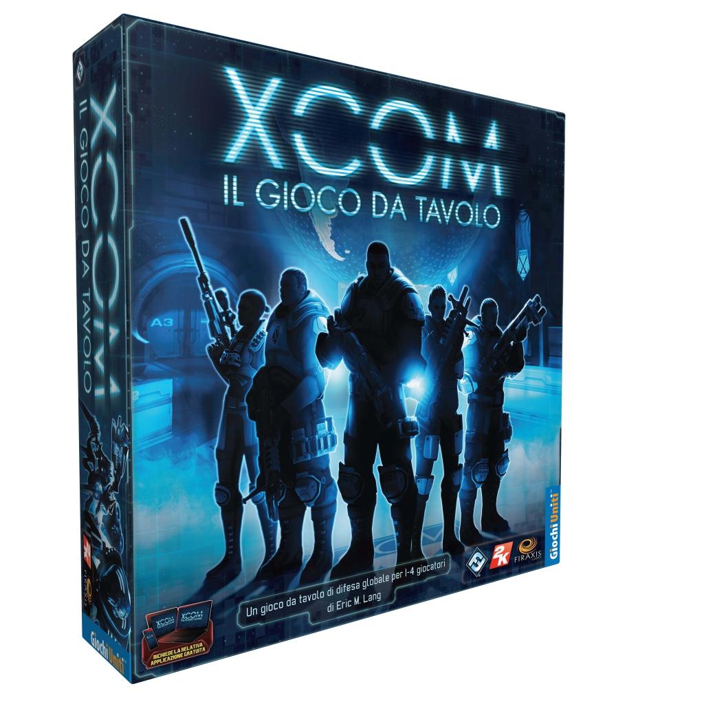 Giochi uniti xcom il gioco da tavolo giochi da tavolo xcom il gioco da tavolo - Blokus gioco da tavolo ...