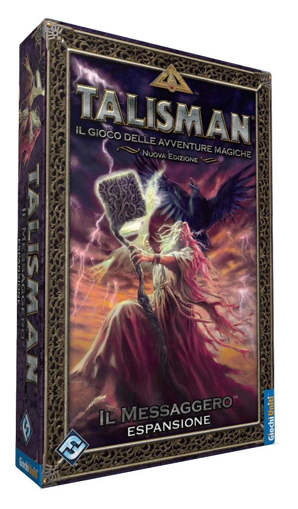 Fumetti giochi uniti collana talisman il messaggero - Talisman gioco da tavolo ...
