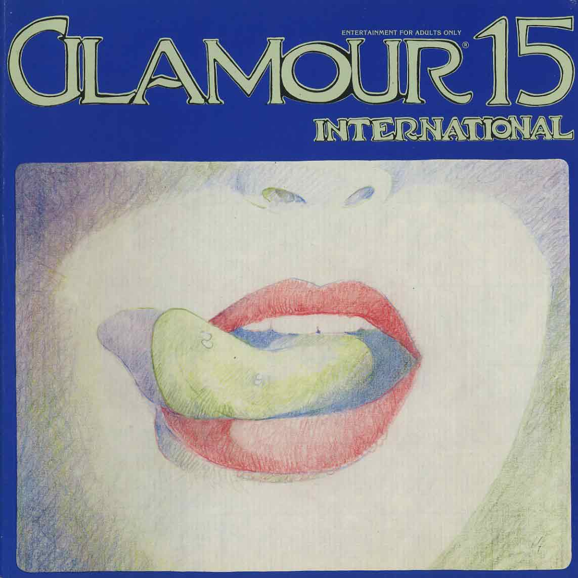 Glamour International Magazine #1 Special May 1983