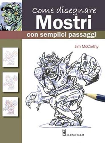 Il castello come disegnare con semplici passaggi 3 mostri for Come disegnare progetti online