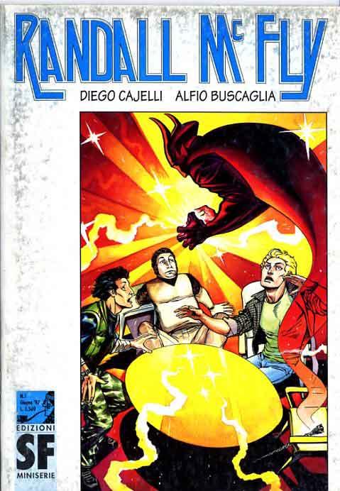 Libri scuola del fumetto randall mc fly m6 2 randall mc for Libri scuola