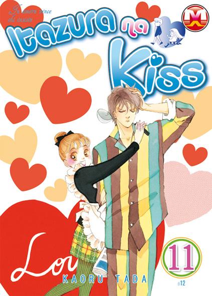 Risultati immagini per itazura na kiss volumi 10 11 12