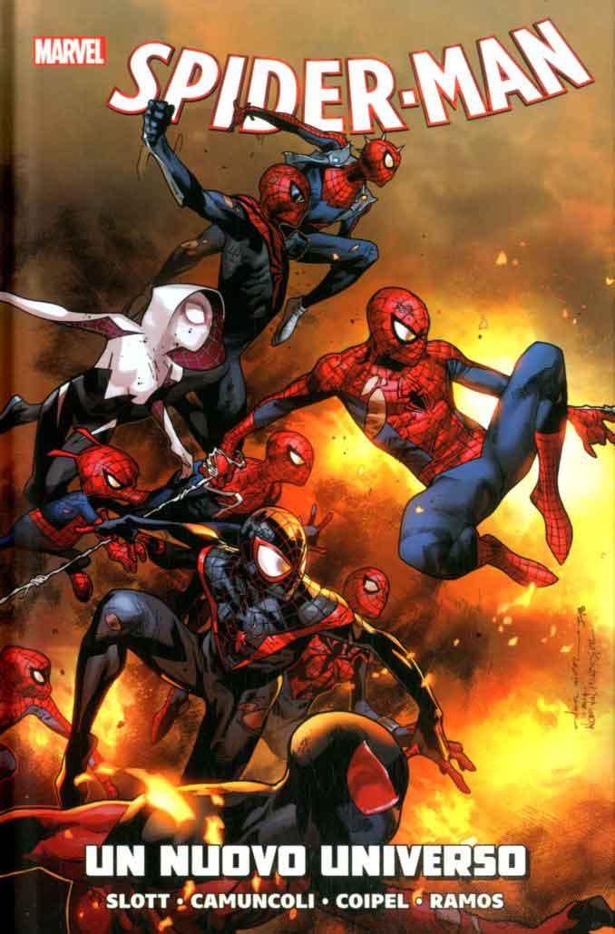 Spider Man Un Nuovo Universo N Un Nuovo Universo Marvel Italia
