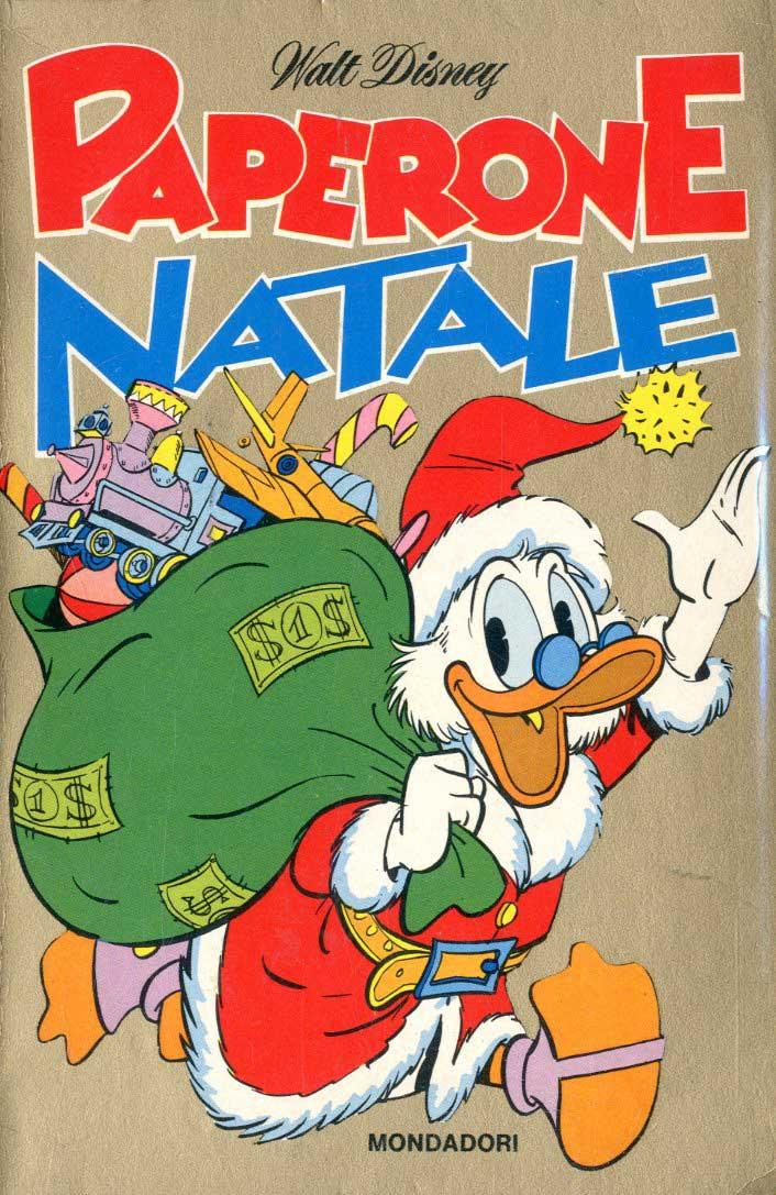 Immagini Natalizie Walt Disney.Mondadori Editore Classici Walt Disney 47 Paperone Natale