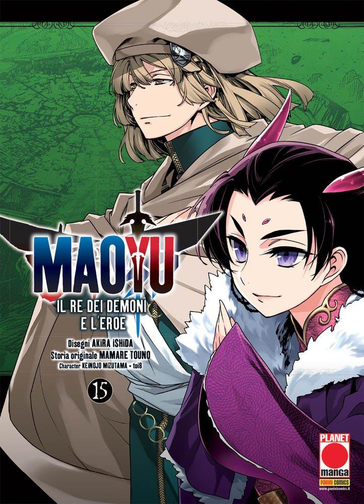 PANINI COMICS - MAOYU (m18) 15 cb14e5016508