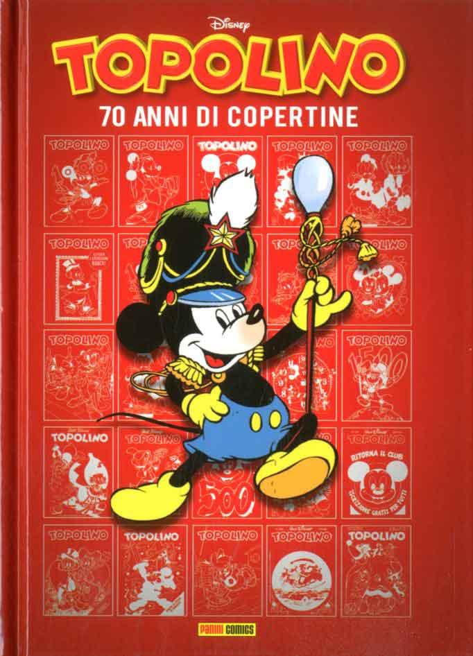 Panini comics topolino 70 anni di copertine disney special