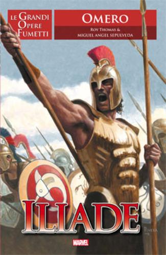Panini comics grandi opere a fumetti 1 l 39 iliade - Diva futura dvd ...
