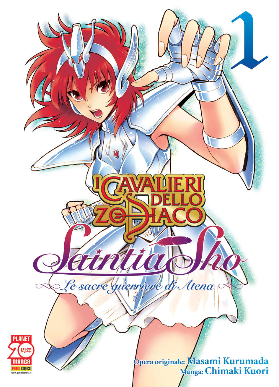 Fumetti Planet Manga Collana Cavalieri Zodiaco Saintia Sho