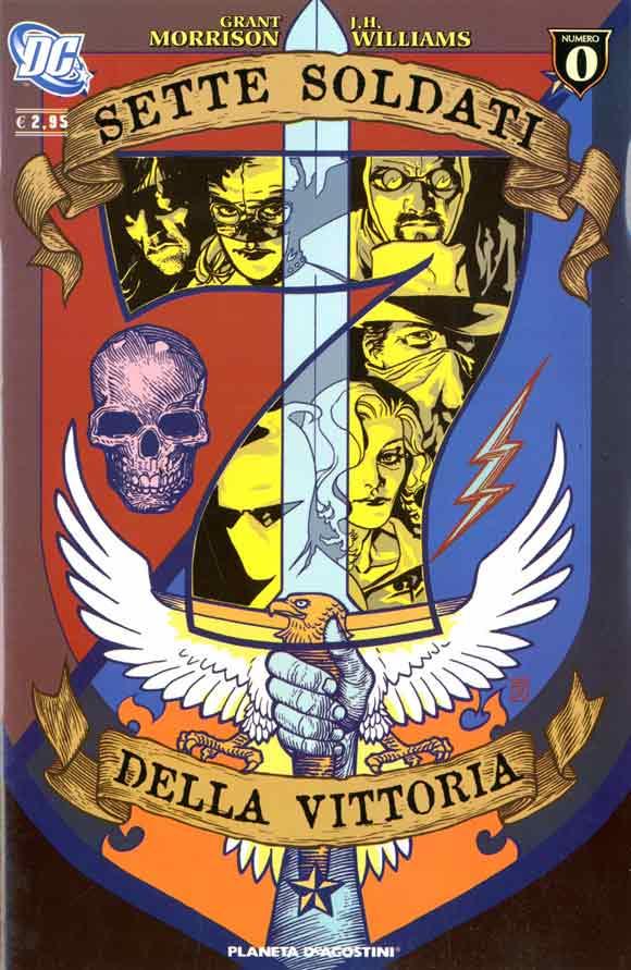 Sette Soldati - Raccolta completa (9 Volumi) (Planeta DeAgostini) (2014)