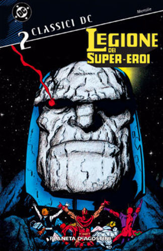 Copertina del volume Classici DC n. 2