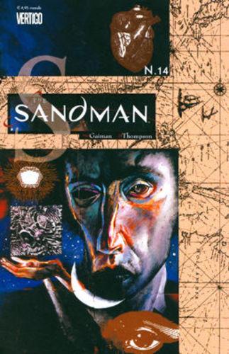 The Sandman n.14