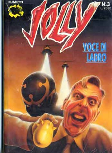 Fumetti RENZO BARBIERI EDITORE, Collana JOLLY I SERIE