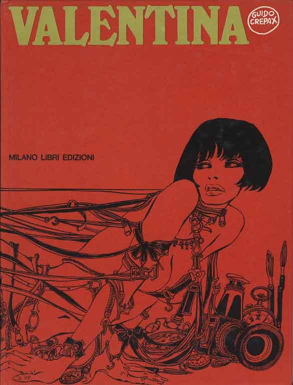 rizzoli milano libri valentina i edizioni 1 valentina 1968