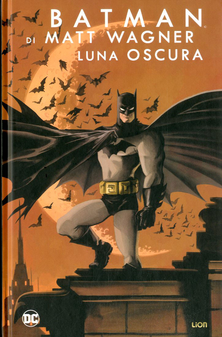 Risultati immagini per DC Deluxe BATMAN DI MATT WAGNER: LUNA OSCURA
