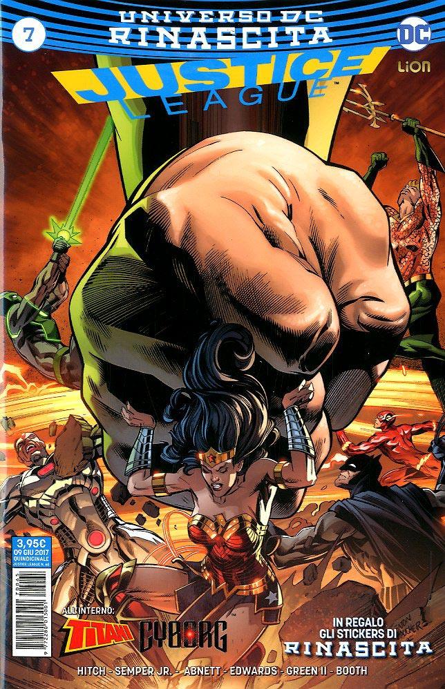 Justice League porno fumetto