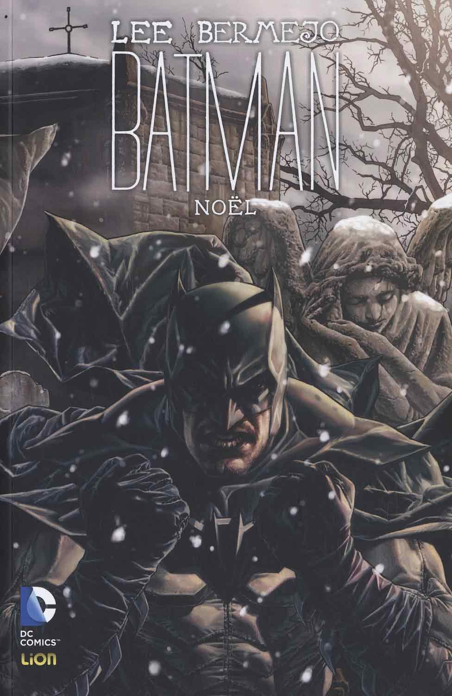 Batman Noel Natale Lee Bermejo