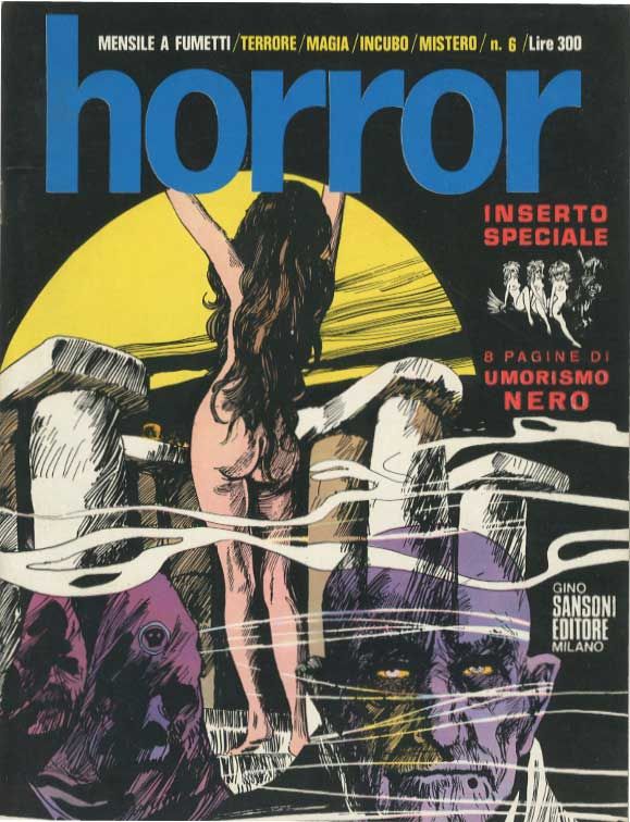 FUMETTO HORROR - la morte si avvicina - YouTube