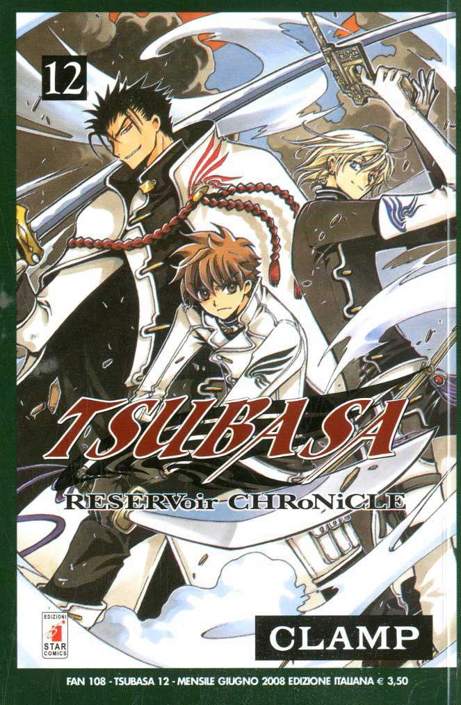 Tsubasa Reservoir Chronicle #12