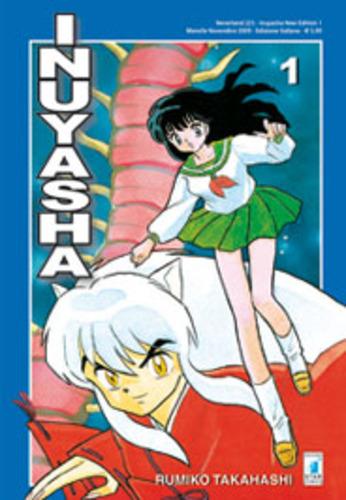 Risultati immagini per inu yasha  manga 1