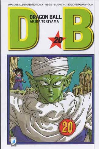STAR COMICS - DRAGON BALL EVERGREEN ED. m42