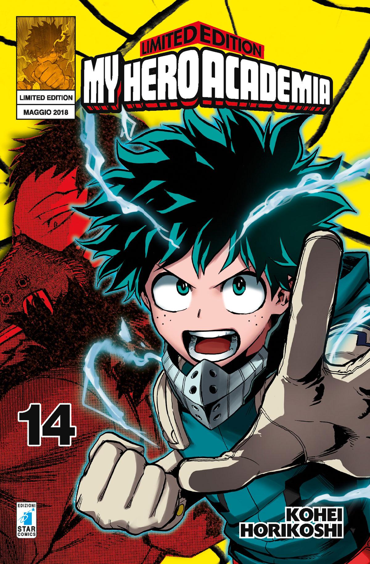 STAR COMICS - MY HERO ACADEMIA 14 7eef9031dd69