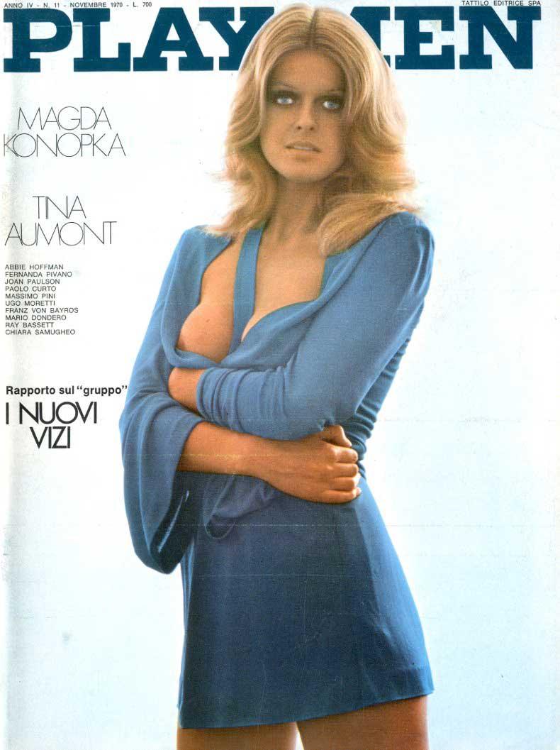 TATTILO EDITRICE - PLAYMEN 1970 ANNO 4 11, Karin Schubert
