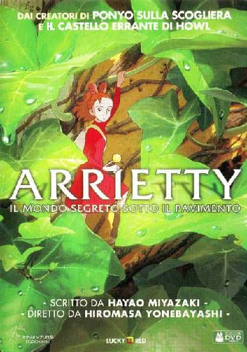 Terminal animazione giapponese 11 lucky red arrietty for Pavimento giapponese