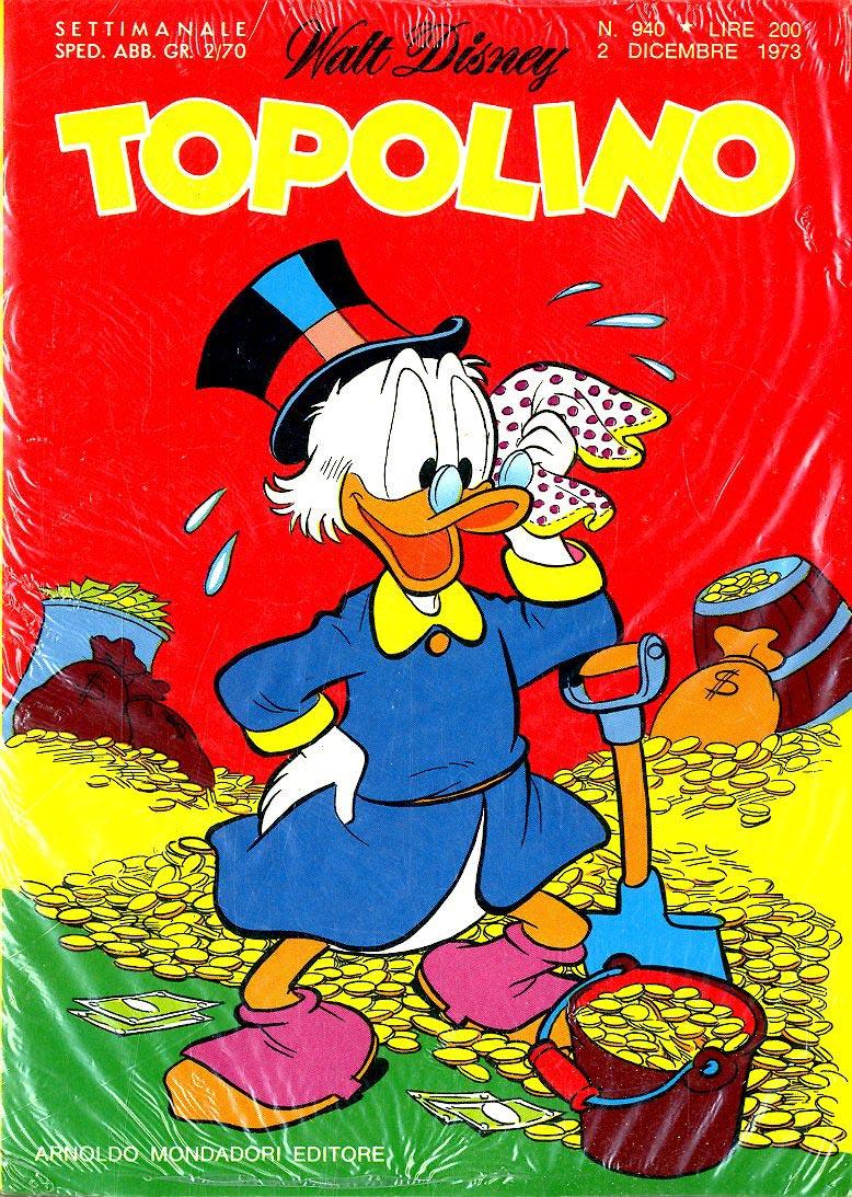 Auguri Di Natale Disney.Walt Disney Production Topolino Libretto 940 Topolino Con Allegati 940 Blisterato Con Auguri Di Natale 1973