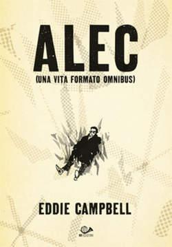 Copertina ALEC OMNIBUS n.0 - ALEC - OMNIBUS, 001 EDIZIONI