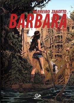 Copertina BARBARA n.1 - PRIMO CICLO, 001 EDIZIONI