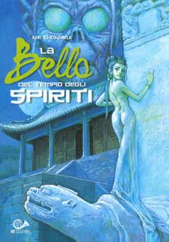 Copertina BELLA DEL TEMPIO DEGLI SPIRITI n. - BELLA DEL TEMPIO DEGLI SPIRITI, 001 EDIZIONI