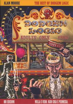 Copertina BEST OF DODGEM LOGIC n.0 - THE BEST OF DODGEM LOGIC, 001 EDIZIONI